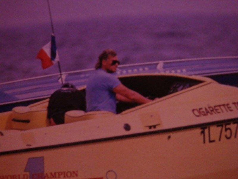 LES BATEAUX DE JOHNNY HALLYDAY 'WILD EAGLE' ( 1989 ) 210317010609654201