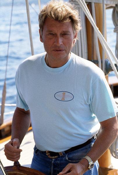 LES BATEAUX DE JOHNNY HALLYDAY 'WILD EAGLE' ( 1989 ) 210317012455829999