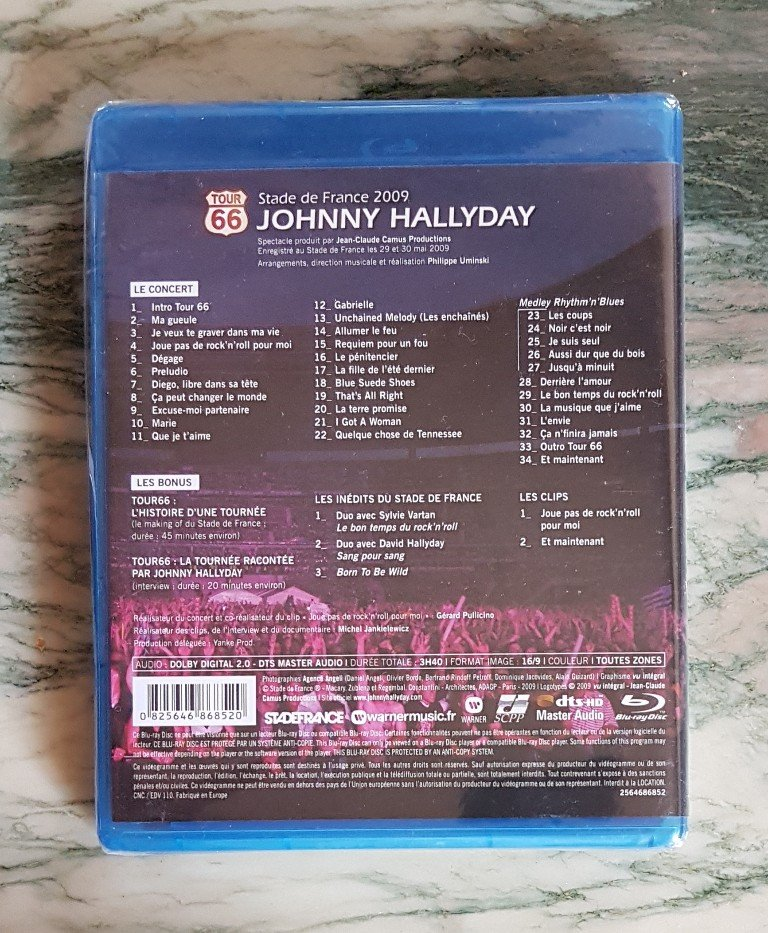 JAQUETTES BLU-RAY DISC ( CONCERTS, FILMS ) - Page 2 210317024949315733