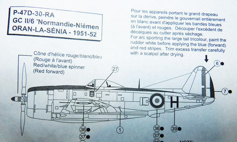 Montage chrono [REVELL] REPUBLIC P 47D-30 THUNDERBOLT du NeuNeu 1/72ème  Réf 04155 210320112937927936