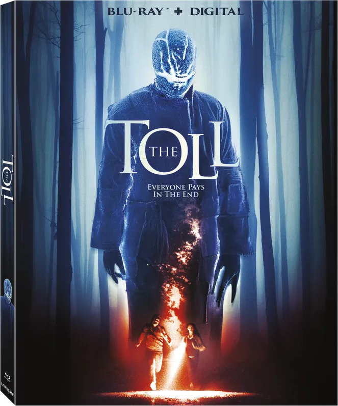 The Toll (2021) poster image