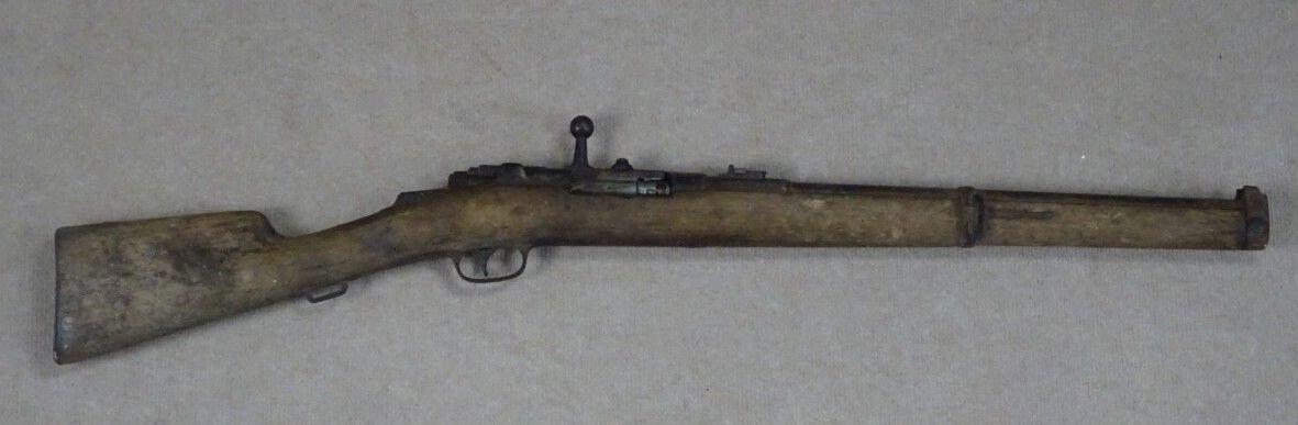 Carabine genre Mauser 1871 étrange 210324065313274439