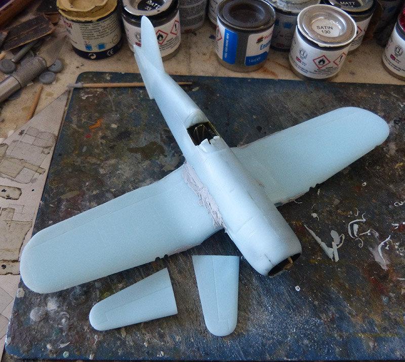 "[High Planes Models] Corsair F4U7 de ""La Royale""- Terminé. 210326012909283806"