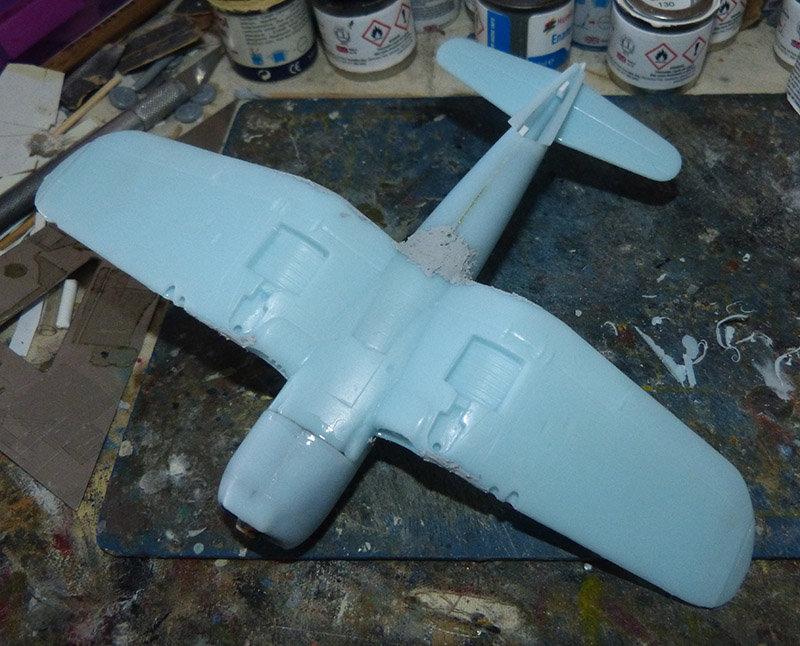 "[High Planes Models] Corsair F4U7 de ""La Royale""- Terminé. 210326012909799016"