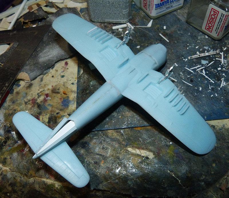 "[High Planes Models] Corsair F4U7 de ""La Royale""- Terminé. 210326012910737451"