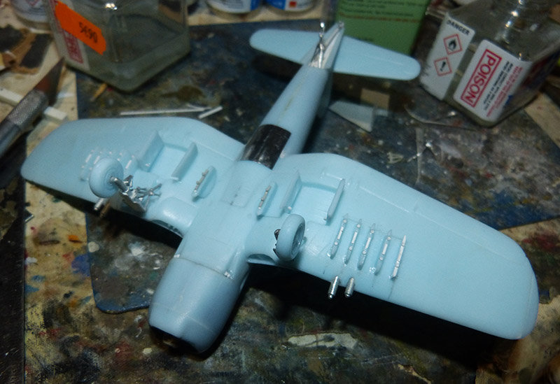 "[High Planes Models] Corsair F4U7 de ""La Royale""- Terminé. 210326013441474653"