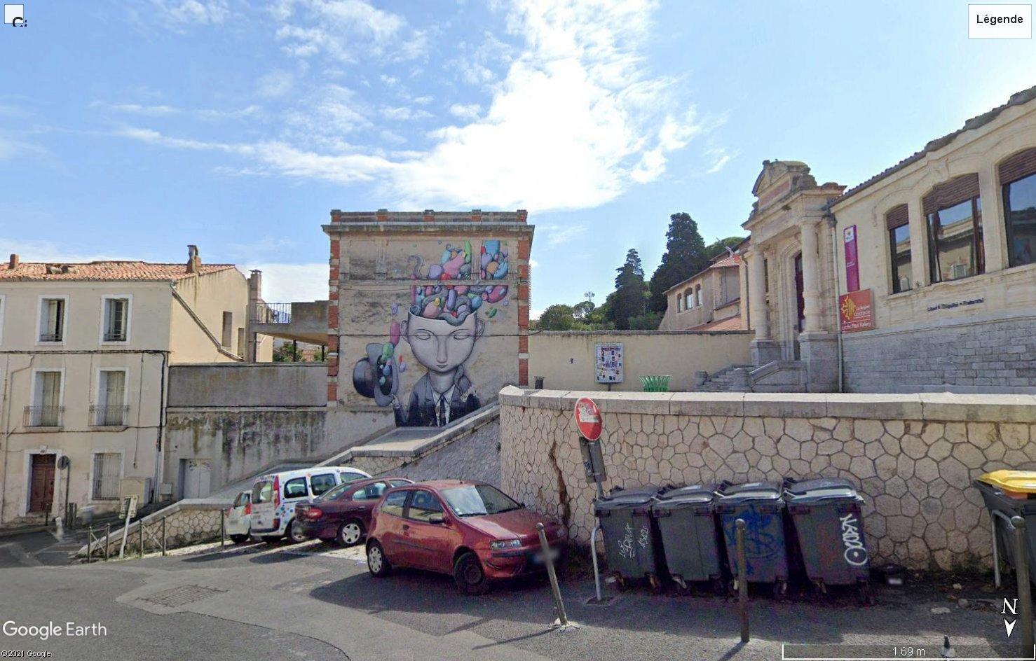 STREET VIEW : les fresques murales en France - Page 27 210328082455706214