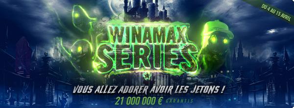 Winamax Series : 21 millions d'euros, c'est surnaturel ! 21032902352263828