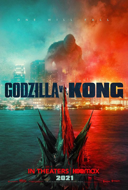 Godzilla vs. Kong (2021) poster image