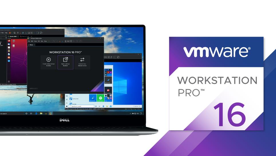VMware Workstation Pro 16.1.1 Build 17801498 (x64)-P2P