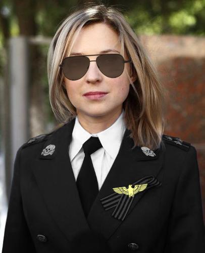 Général Marie Kringel, Officier de l'Ordolibertas