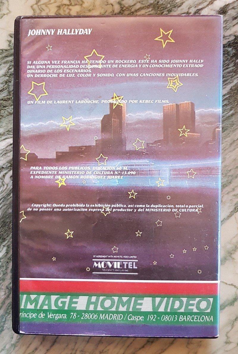 Pour la rubrique Vidéographie (VHS) du site  210403115628930868