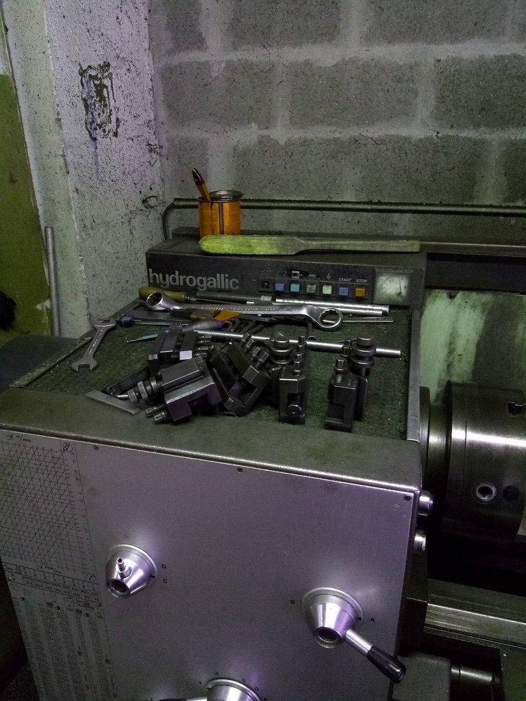 hydrogallic 16 Muller et Pesant / Mondiale 210405092817868721