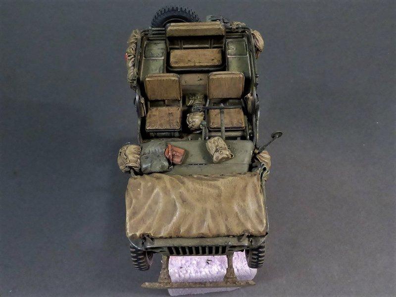 M8 Greyhound Tamiya 1/35 + photodécoupe ABER et Royal Model - Page 14 210406085257489211
