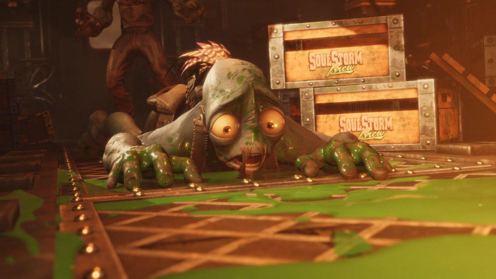Oddworld: Soulstorm image 1