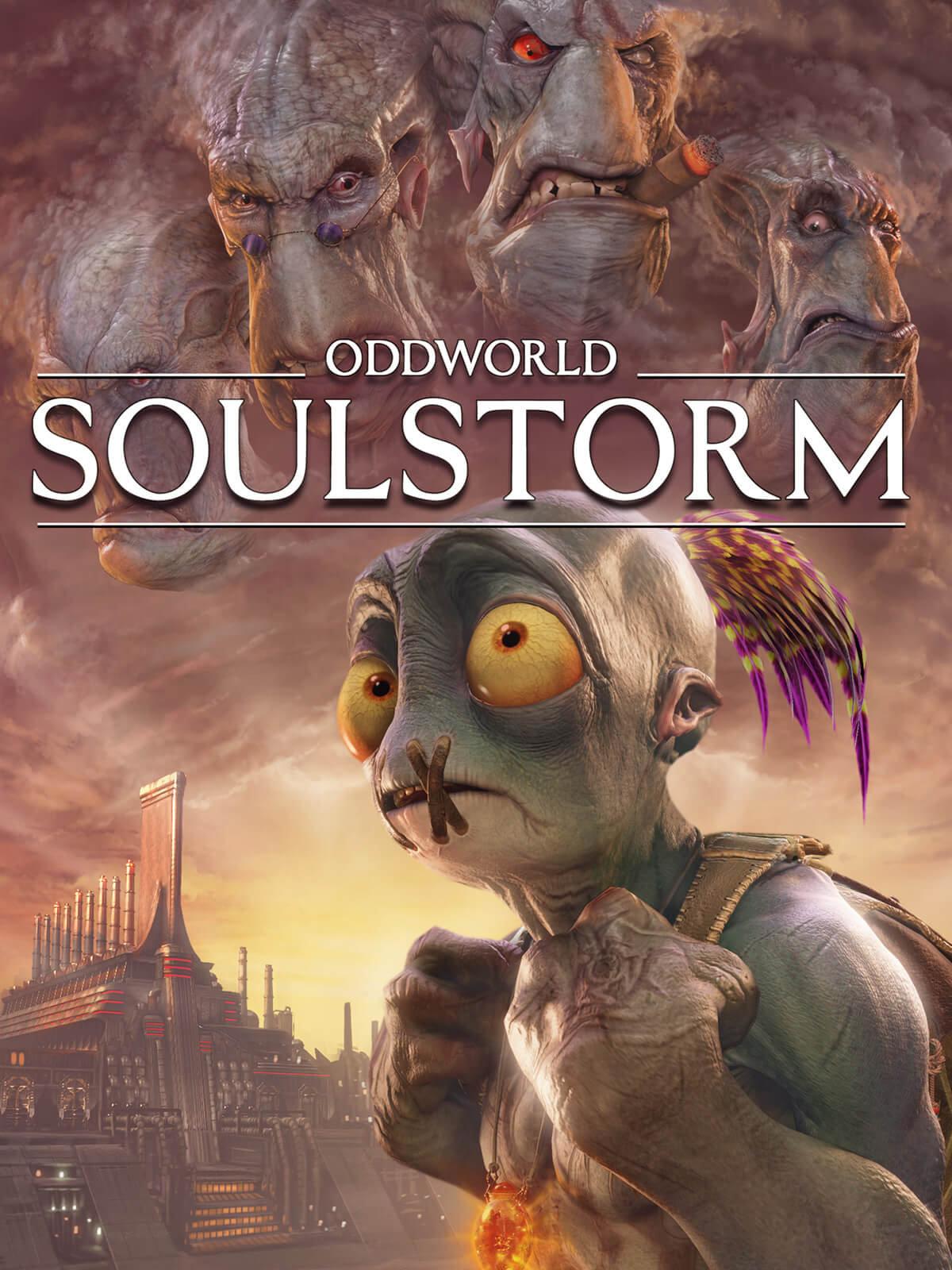 Poster for Oddworld: Soulstorm