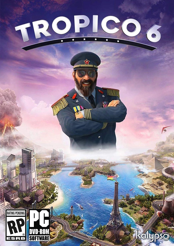 Poster for Tropico 6