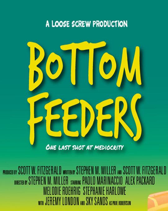 Bottom Feeders (2021) poster image