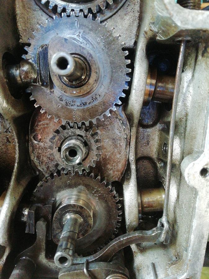 valve timing EW