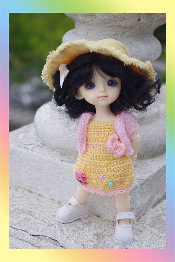 [VDS] 2 LATI yellow byurl basic LAMI spécial Rabbit complète 210410050809188859