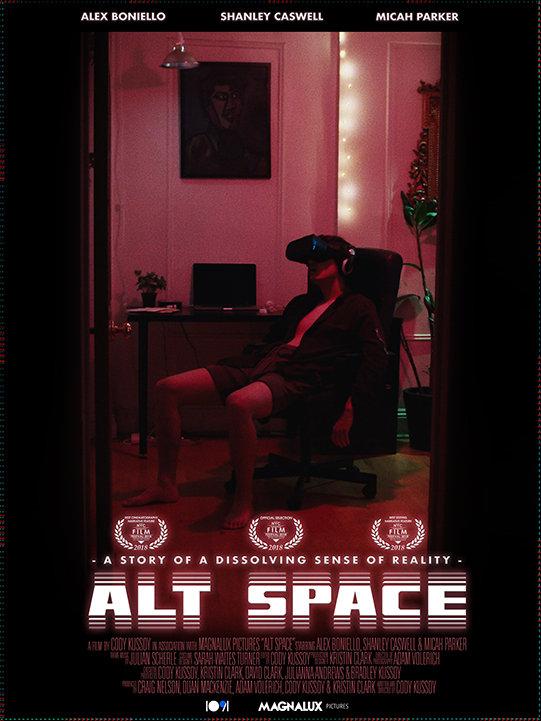 Alt Space (2018) poster image