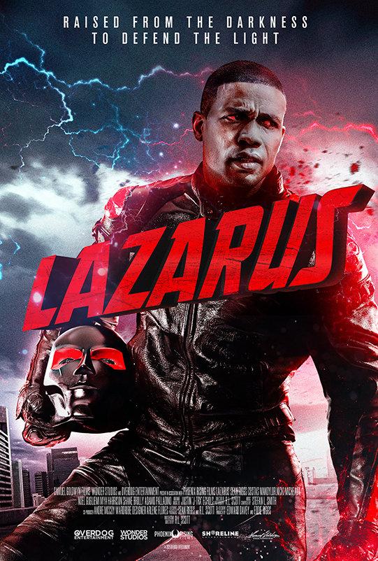 Lazarus (2021) poster image