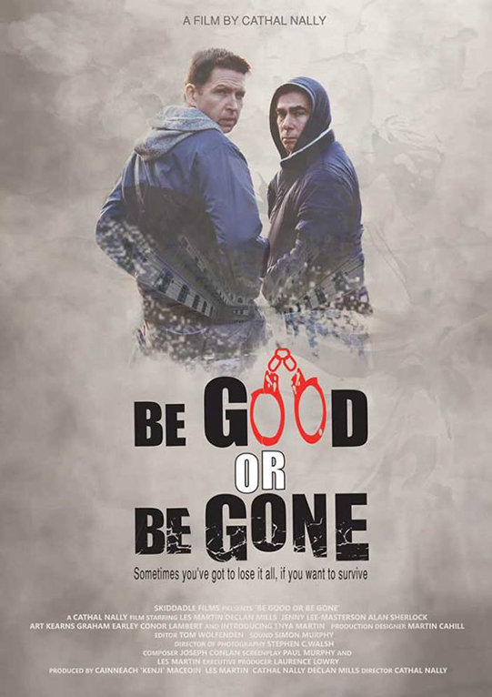 Be Good or Be Gone (2020) poster image