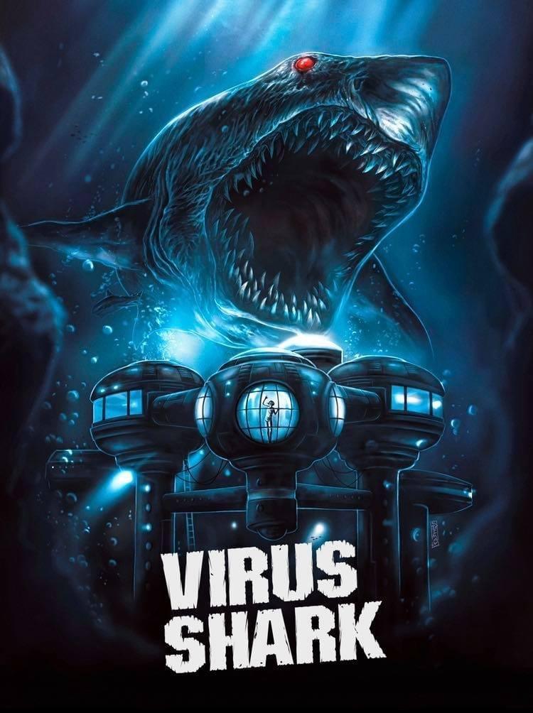Virus Shark poster image