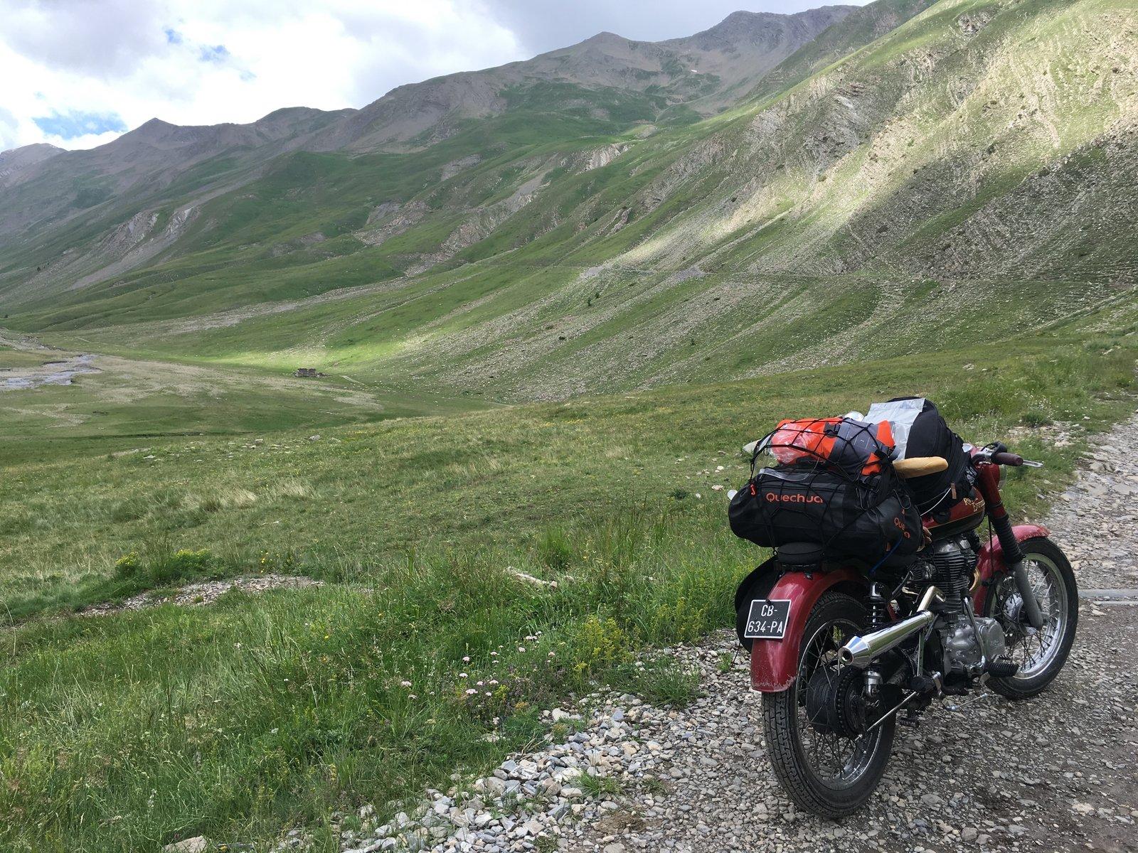 Classic 500 et road trip 210414015145499942