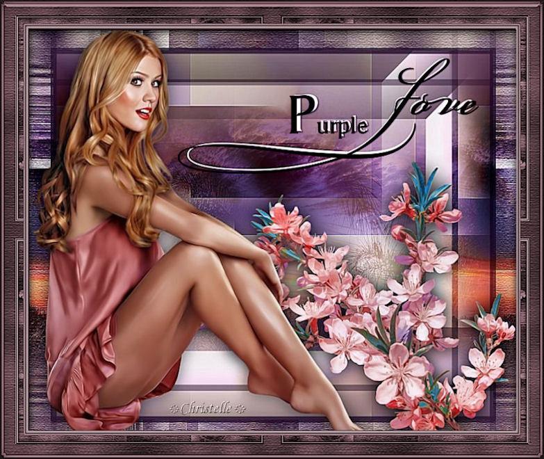 Purple in love 210415020257928811