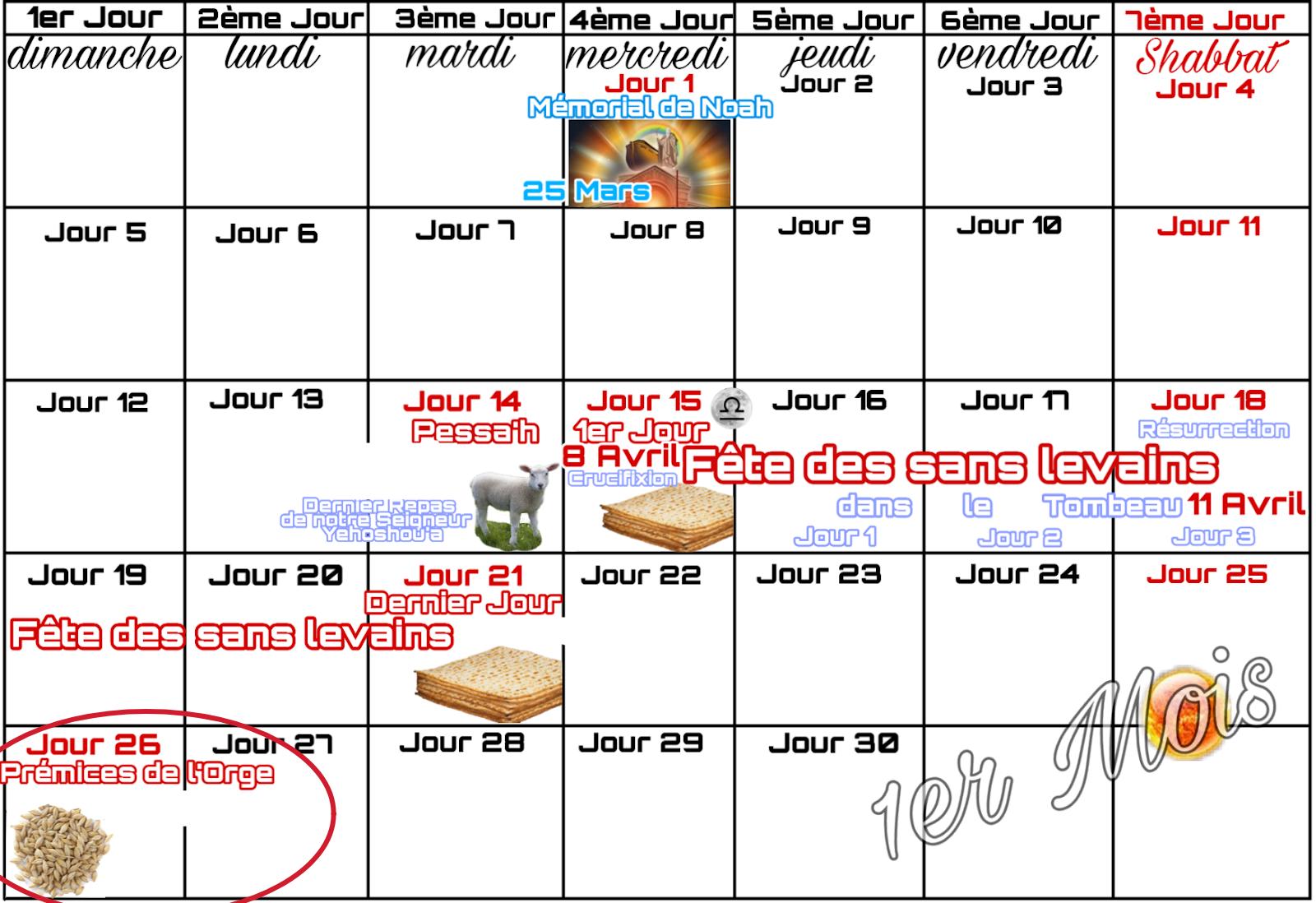 Prémices de l'Orge Dimanche 18 Avril 2021 210415043531898400