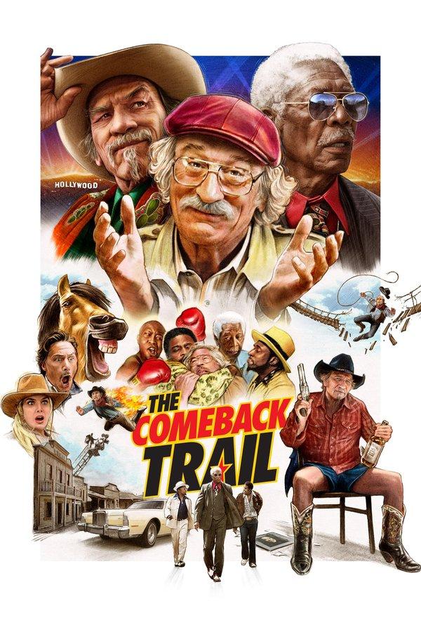 The Comeback Trail poster image