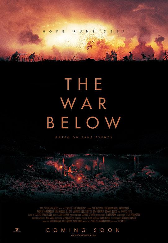 The War Below (2020) poster image