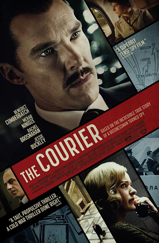 The Courier (2020) poster image