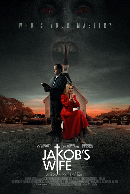Jakobs Wife (2021) poster image