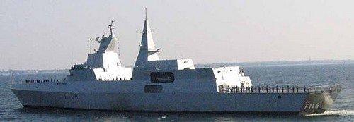 La Corvette, le nouveau fer de lance polyvalent des flottes et représentation concrète des desseins de la jeune école