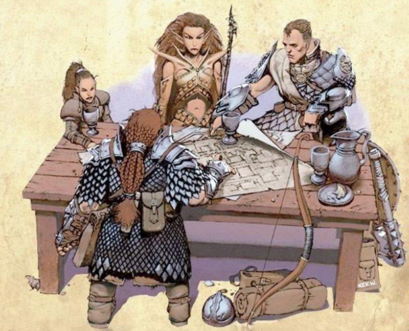 Sujet préliminaire - CDA court Multi] Epées, sorcellerie et Figurines! -  Page 3 - Archives CDA - Warhammer Forum