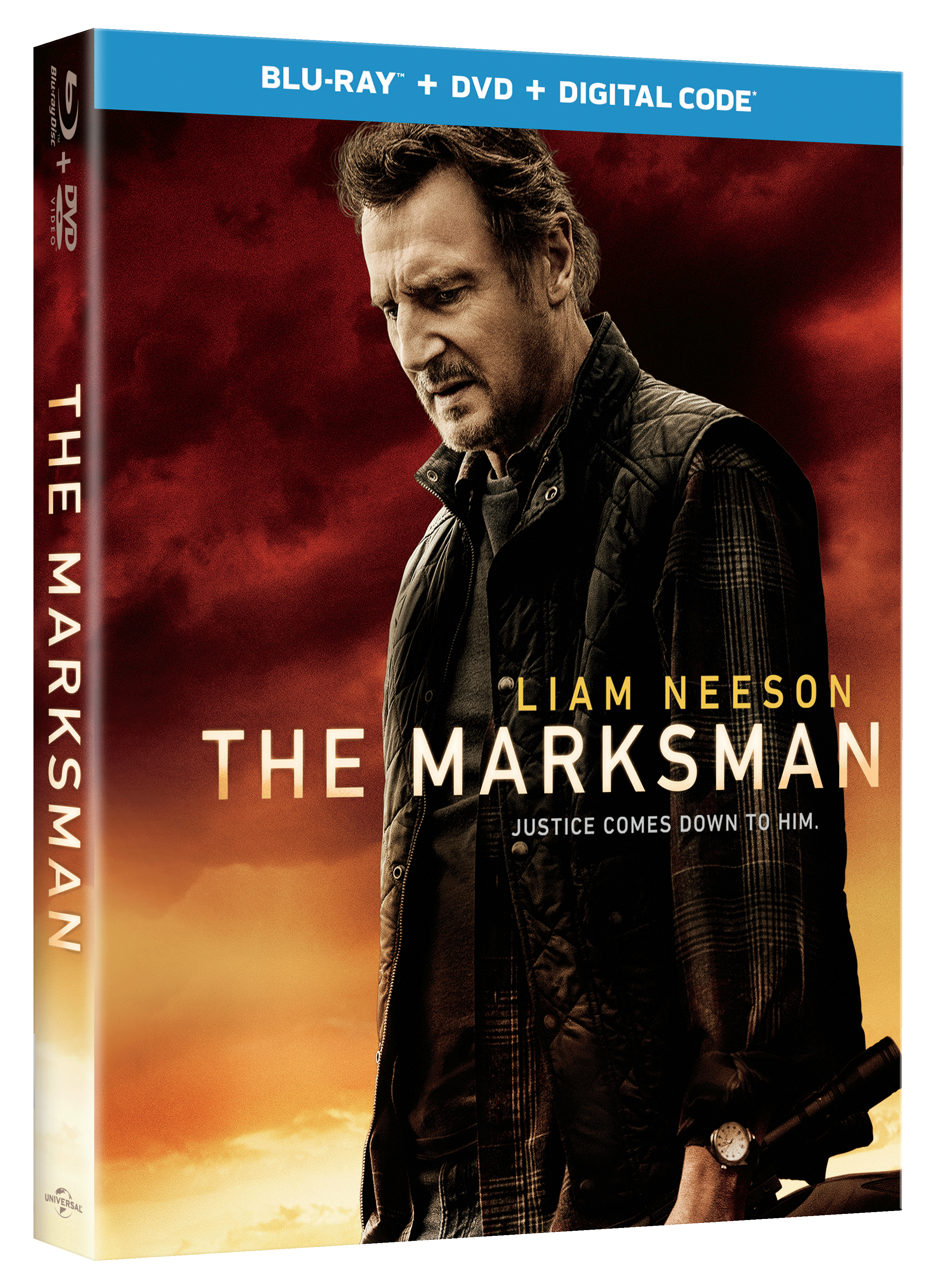 The Marksman poster image