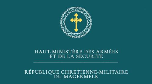 Haut-Ministère des Armées et de la Sécurité