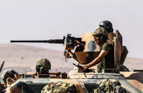 Véhicule de combat d'infanterie arkencan.