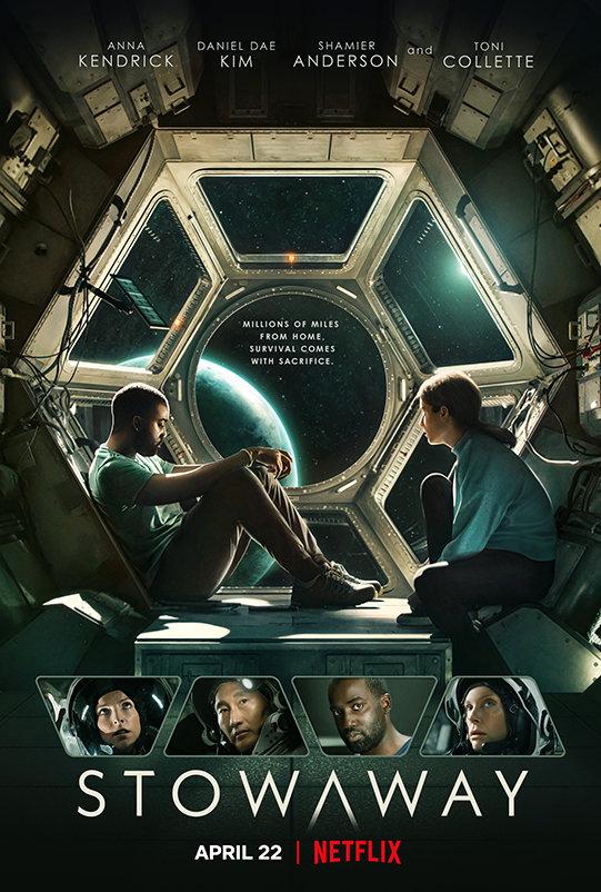 Stowaway (2021) poster image