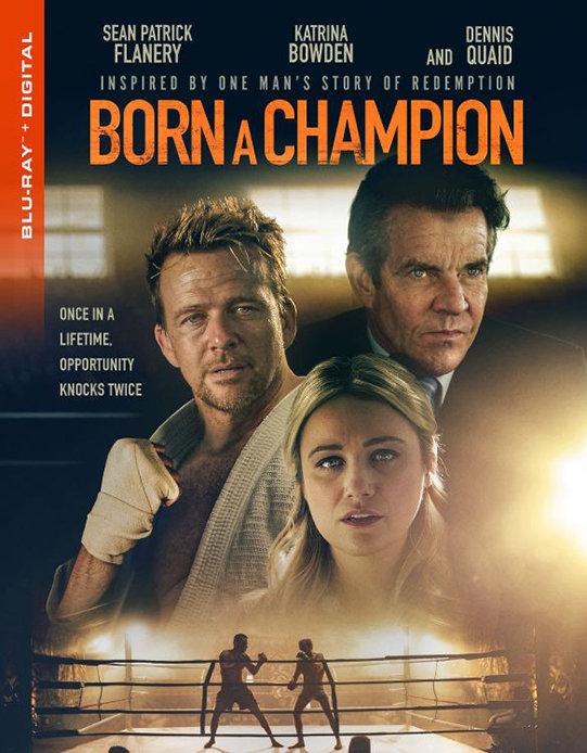 Born a Champion (2021) poster image