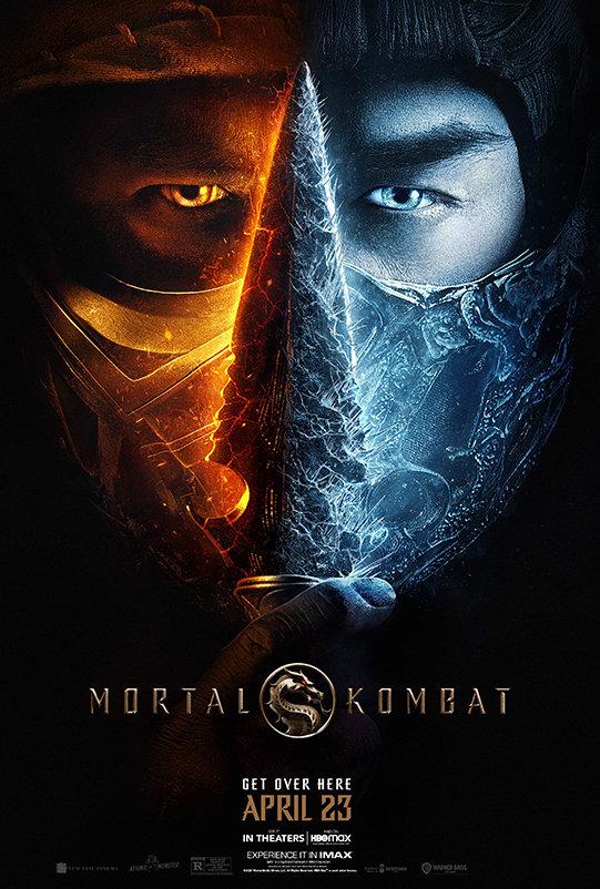 Mortal Kombat (2021) poster image