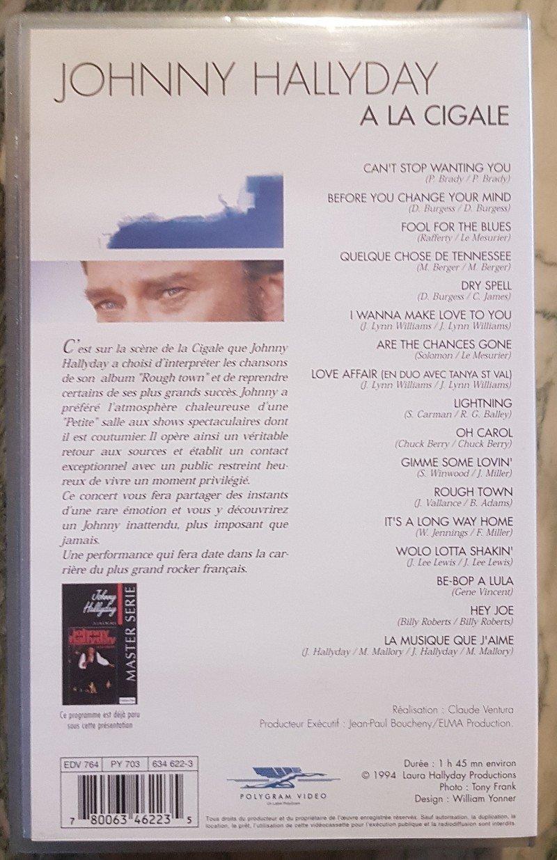 Pour la rubrique Vidéographie (VHS) du site  210423060249560297