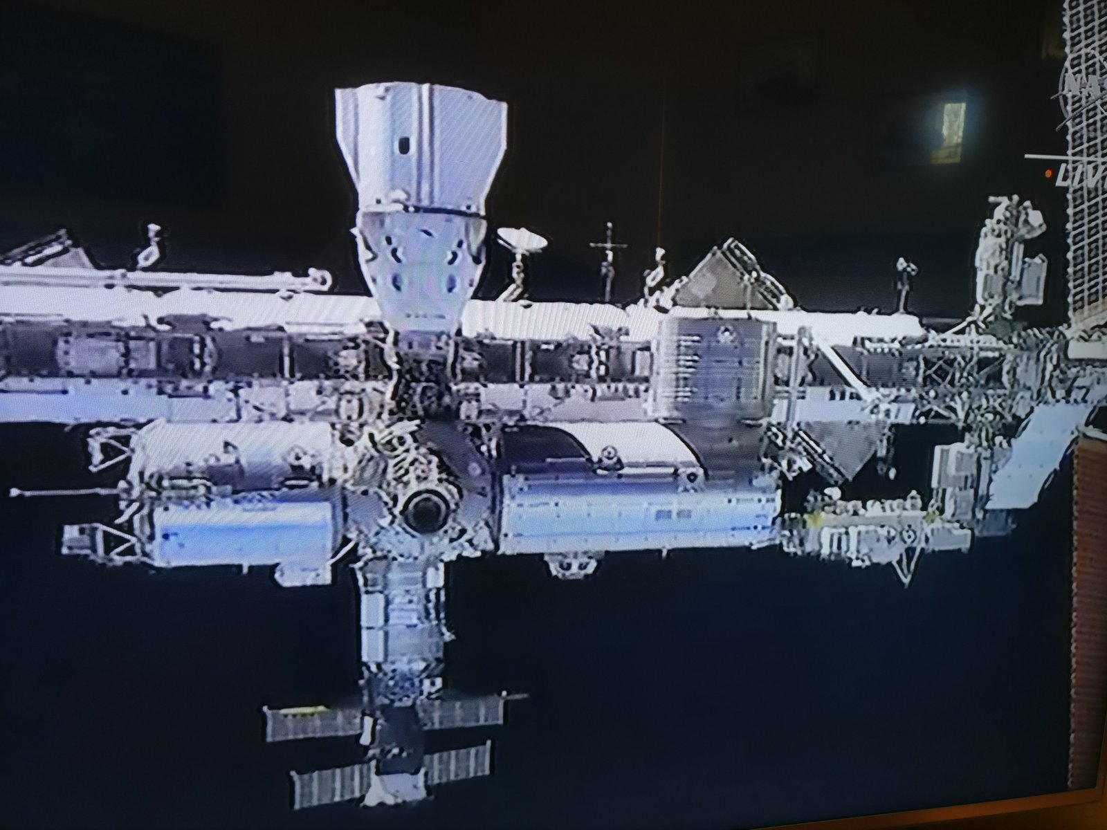 Station iss