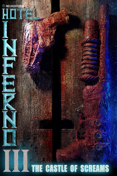 Hotel Inferno 3: The Castle of Screams (2021) poster image
