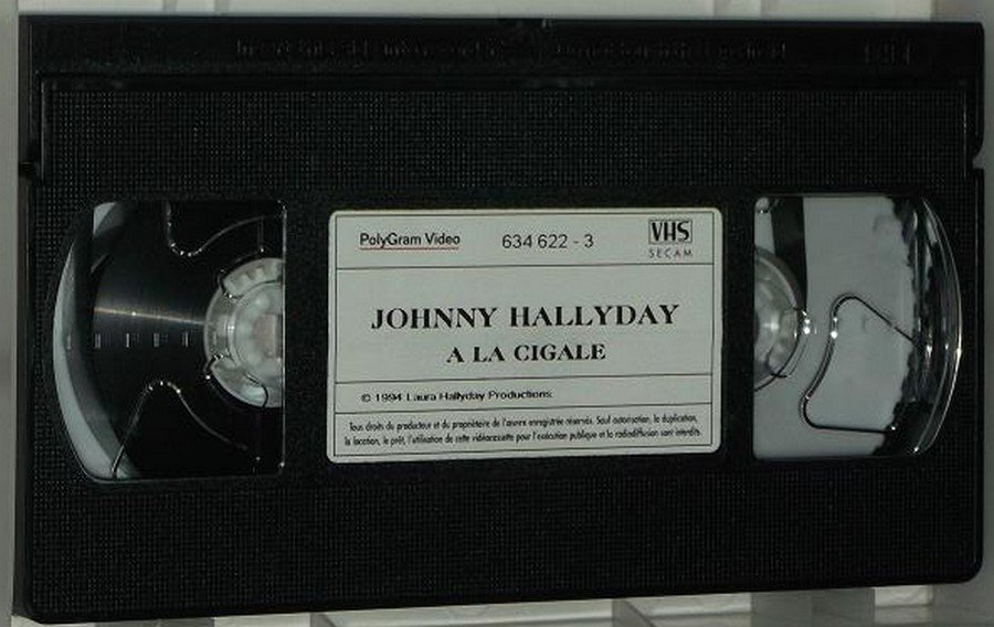 Pour la rubrique Vidéographie (VHS) du site  210424045639826396