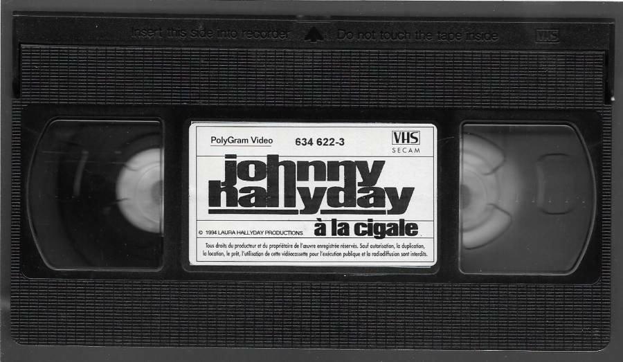 Pour la rubrique Vidéographie (VHS) du site  210424045640101698