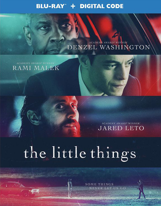 The Little Things (2021) poster image