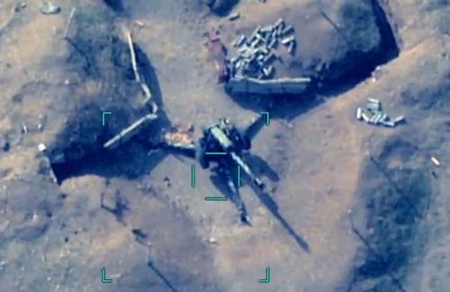 Position d'artillerie arkencane
